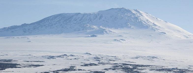 Антарктида лед