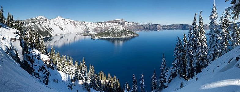 Крейтер озеро