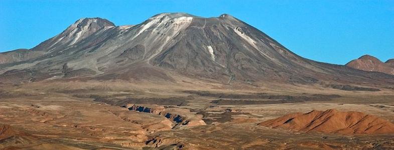 Ласкар вулкан