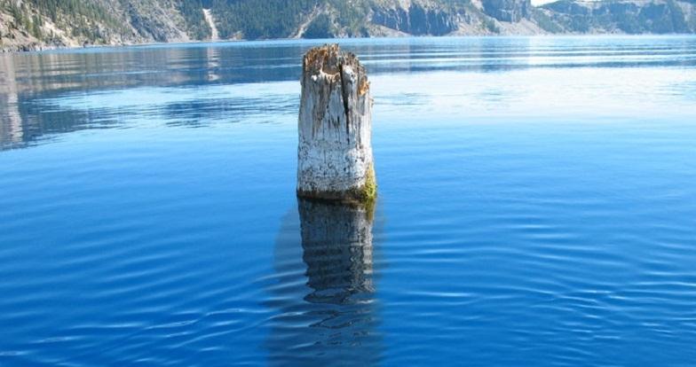 Озерный старик