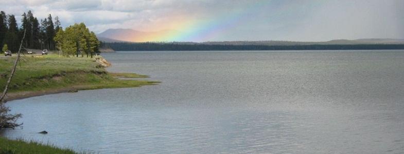 Йеллоустоунское озеро
