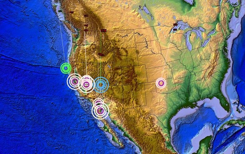 землетрясения 20 декабря