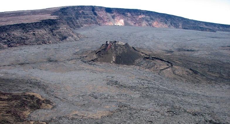 Мауна-Лоа кратер