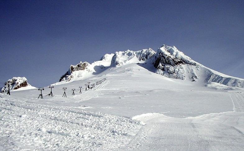 Ледник Палмер на Маунт-Худе