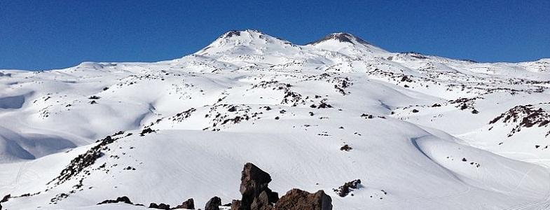 Невадоc-де-Чильян вулкан