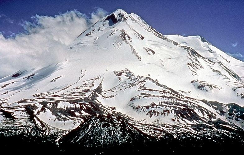 Ледники Шасты