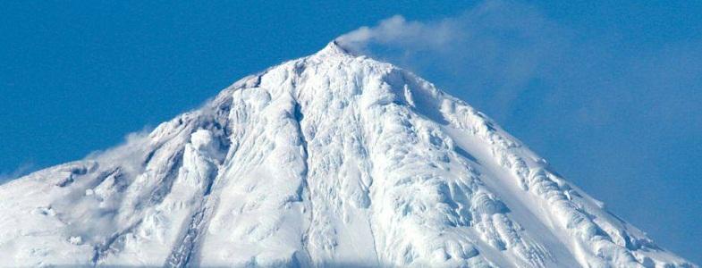 Биг-Бен вулкан