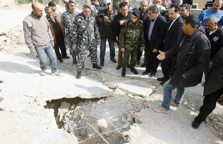 Ливан дыра