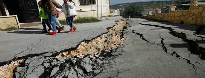Ливан разлом
