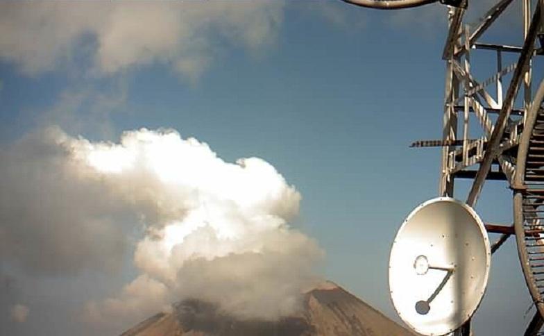 Взрыв на Сан-Кристобале 24 февраля
