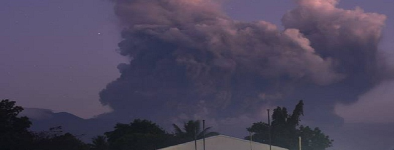 Канлаон вулкан