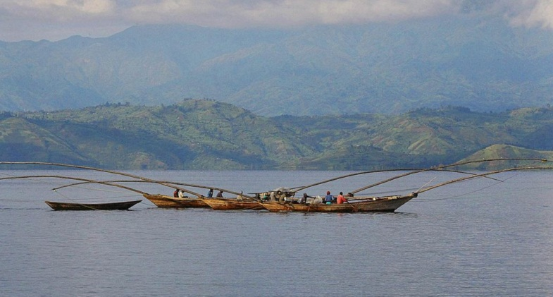 Киву озеро