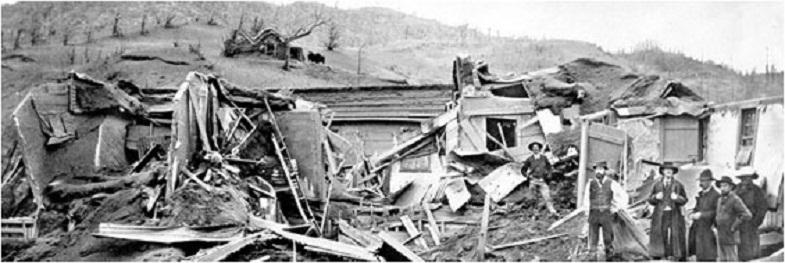 Последствия извержения Тарваеры
