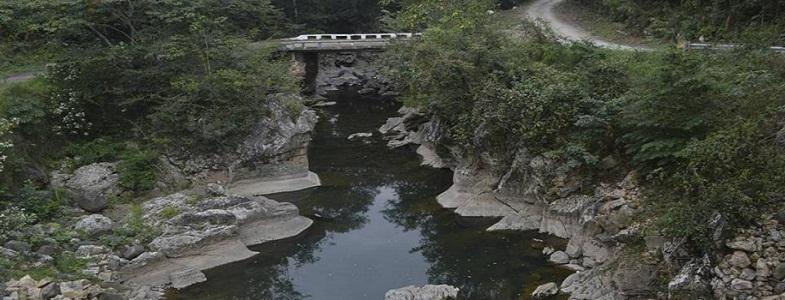 исчезновение реки в мексике