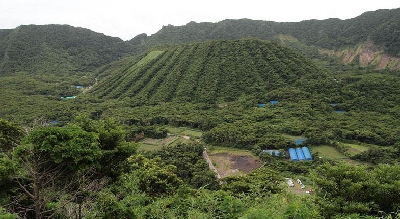Аогасима вулкан