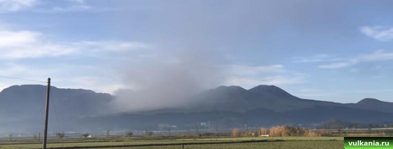 Асо вулкан