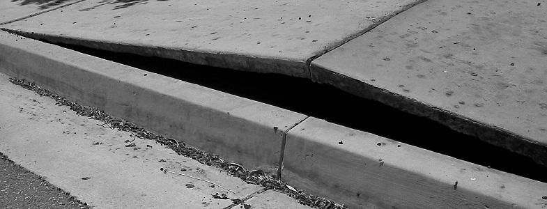 Калифорния тротуар