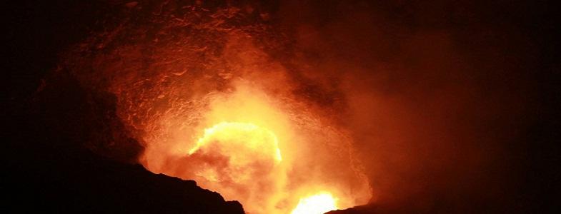 Масая кратер