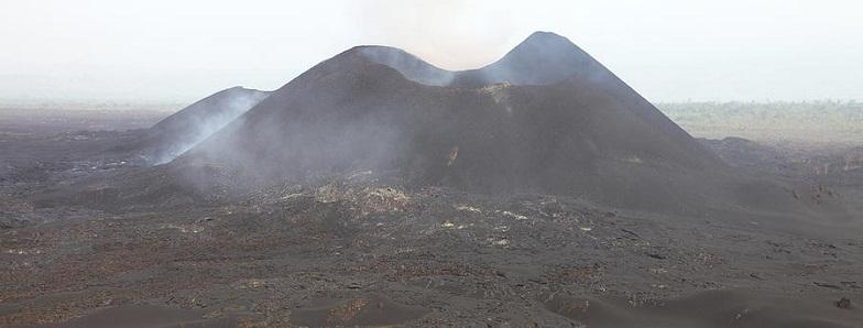 Ньямлагира вулкан