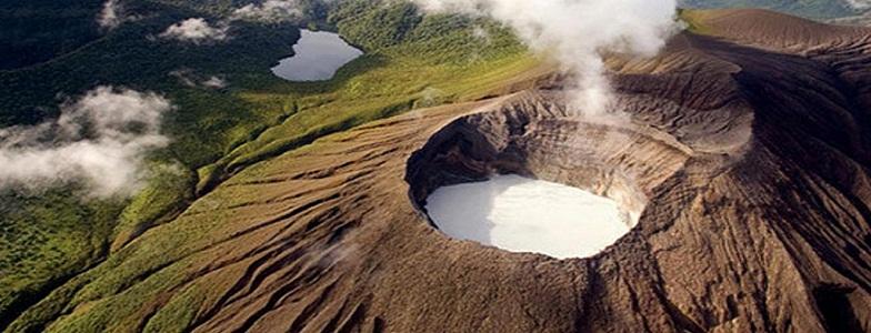 Ринкон-де-ла-Вьеха вулкан