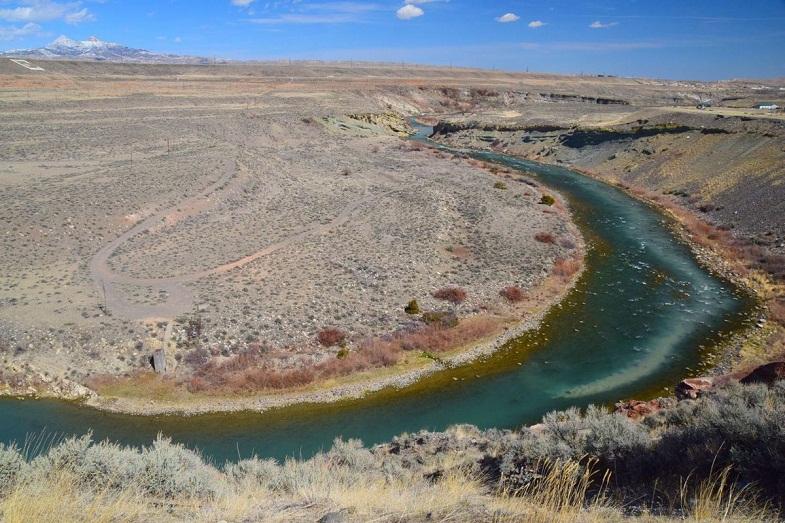 Шошони река