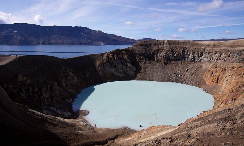 Озеро Вити