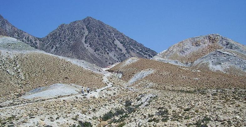 Вулканические куполы Нисироса