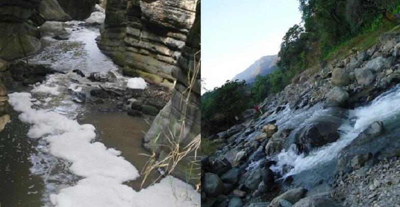 реки в Мексике
