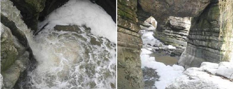 в Мексике исчезли две реки