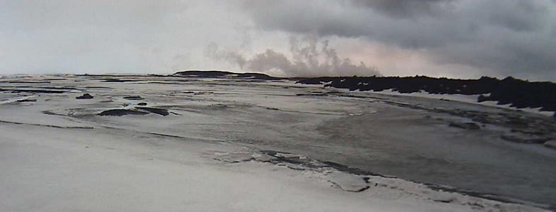 Баурдарбунга вулкан пар