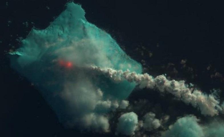 Бристол на спутниковых снимках