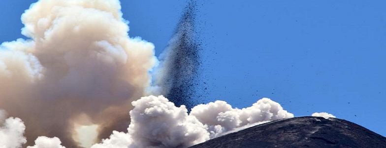 Этна вулкан 20 мая