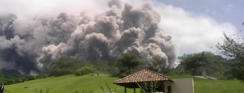 Фуэго взрыв 18 мая