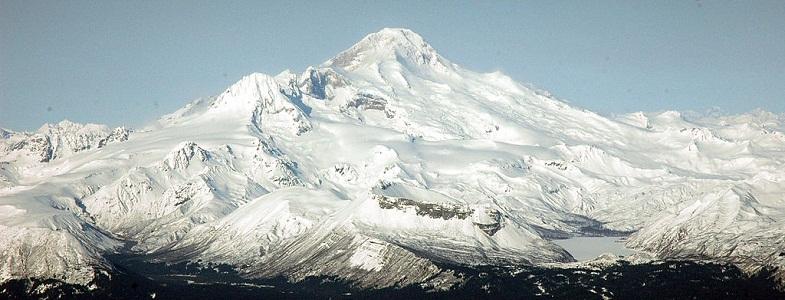 Илиамна вулкан