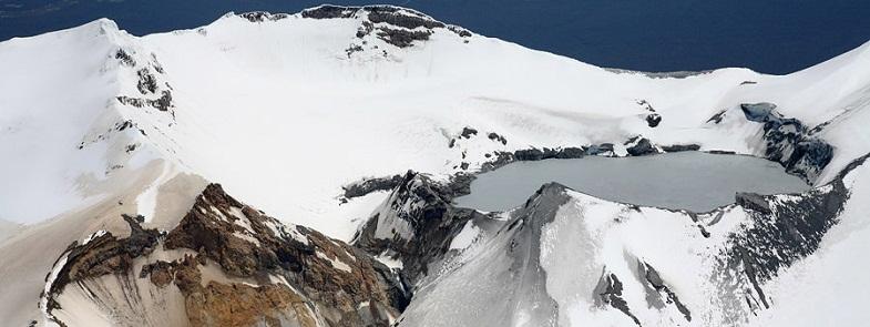 Руапеху кратер