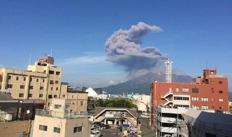Сакурадзима 13 мая