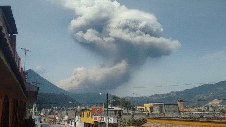 Сантьягуито взрыв 19 мая