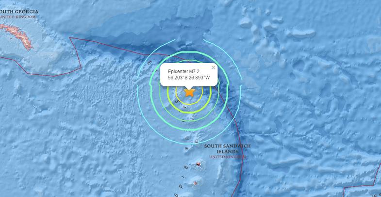 Высокий землетрясение 28 мая