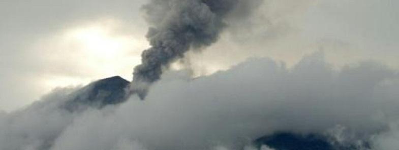 Канлаон вулкан 18 июня