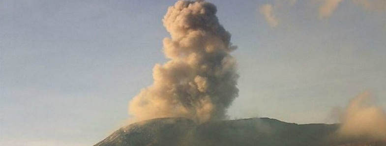 Невадо-дель-Руис вулкан