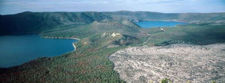 Ньюберри озера