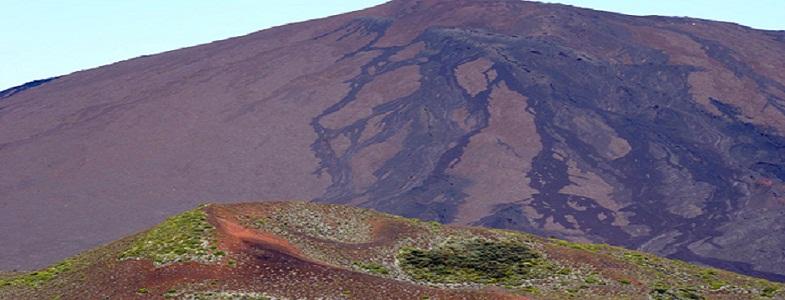 Питон де ла фурнез вулкан