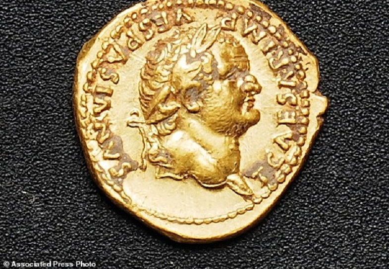 Помпеи монета