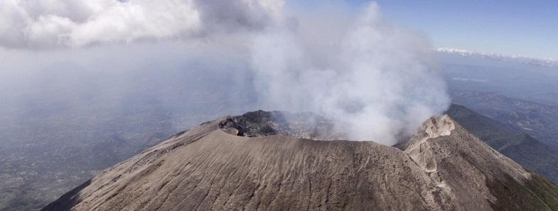 Сан-Мигель кратер