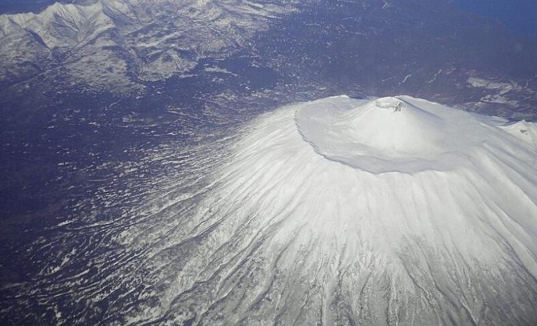 Тятя кратер