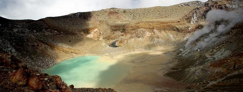 Эгон кратер