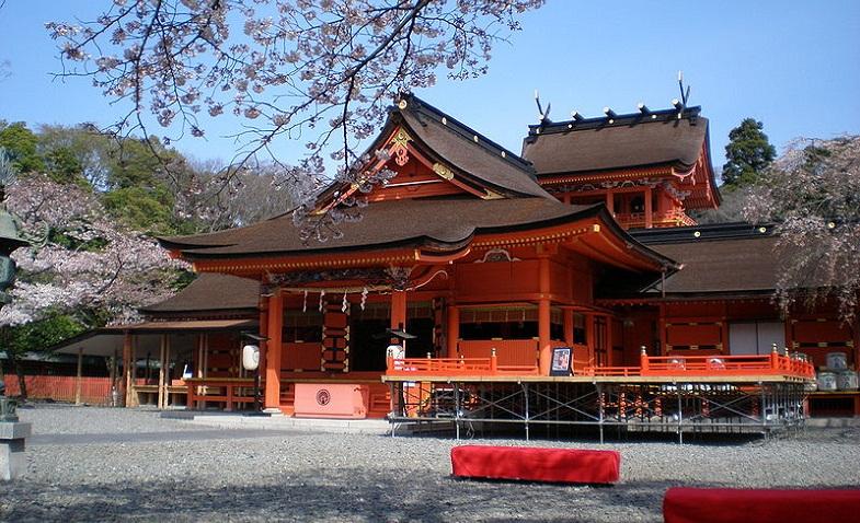 храм Фудзисан-Хонгу-Сэнгэн-Тайша