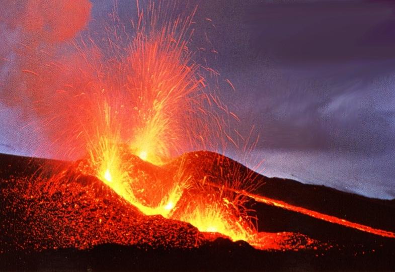 Извержение Геклы в 2000 году