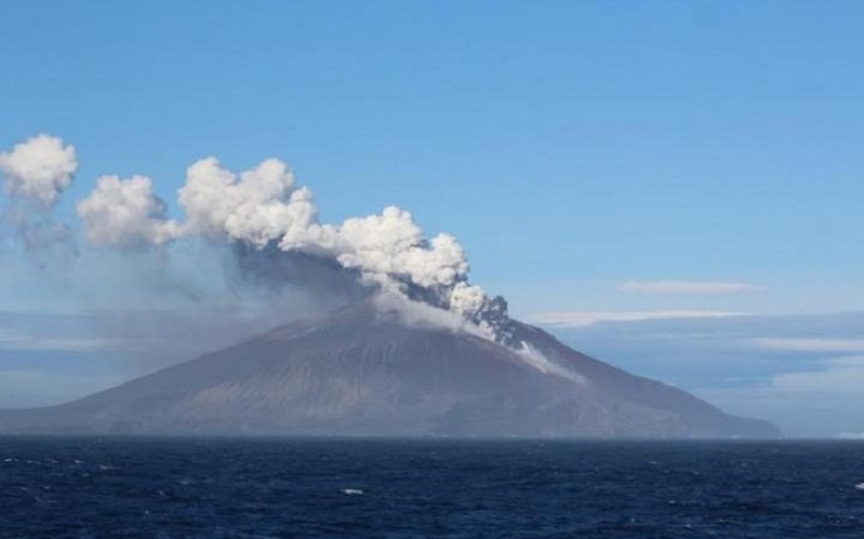 Керри вулкан