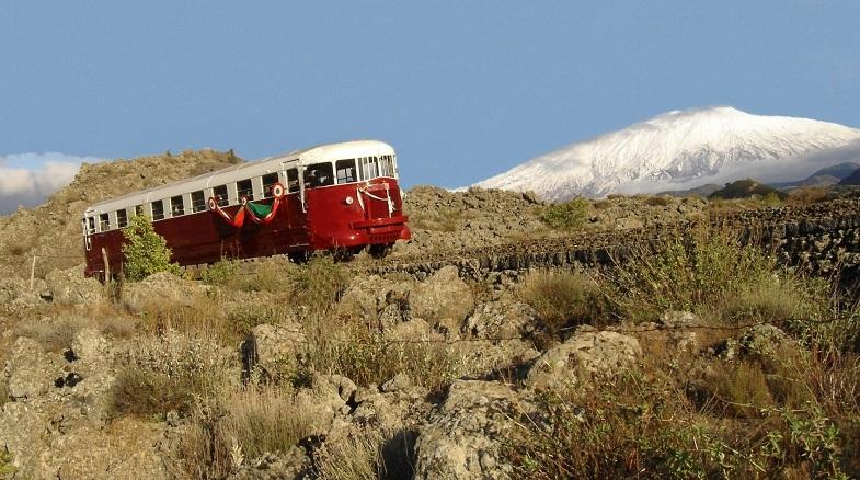 Поезд Circumetnea